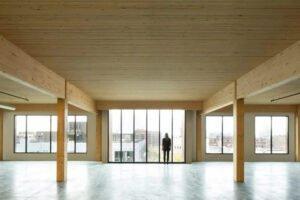 Read more about the article Нью-Йорк одобрил использование поперечно-клееных деревянных панелей для шестиэтажных домов